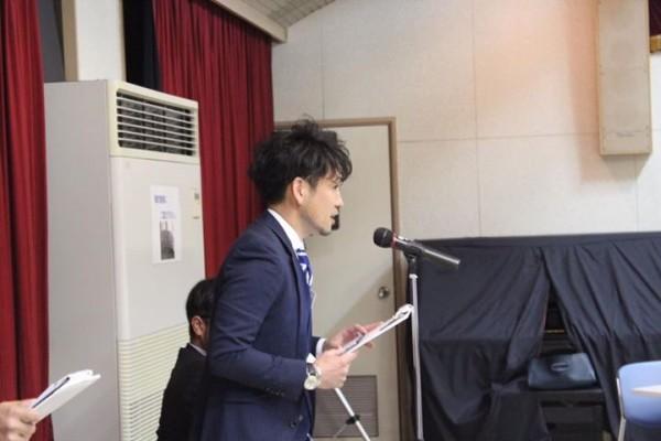 3月例会迫田委員長